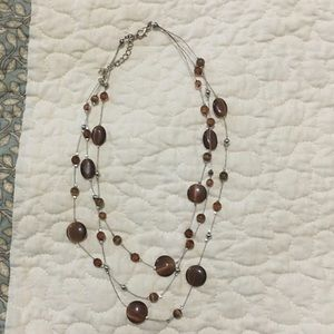 Jewelry - Necklace brown